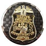 Moneta del ricordo del metallo dell'oro di produzione del Manufactory