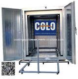 오븐 시스템을 치료하는 정전기 분말 코팅