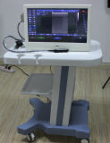 Touch Screen LCD-Ultraschall-Scanner (ultrasoni, schwarzes Weiß, Scanner)