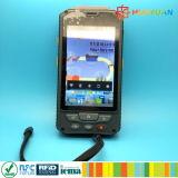 programa de lectura handheld de la frecuencia ultraelevada del código de barras del blooth QR de 860-960MHz WiFi GPS