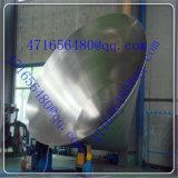 Testa di titanio del serbatoio per il contenitore a pressione