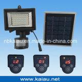 indicatore luminoso solare di obbligazione di 2W SMD LED con il sensore di movimento