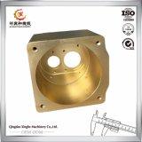Peças usinadas de bronze personalizado CNC Lathe CNC Usining