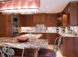 Küche-Möbel-festes Holz-Küche-Schränke