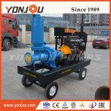 Entwässernpumpen-System mit Dieselmotor