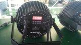 Nieuwe Outdoor IP65 15X15W RGBWA+UV 6in1 LED PAR voor Garden