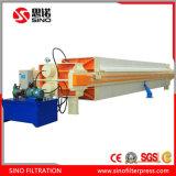 Chambre automatique filtre-presse pour l'industrie de la métallurgie