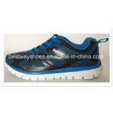 Ботинки самого нового спорта вскользь ботинка идущие для людей