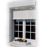 Modernes Rollen-Blendenverschluss-Fenster