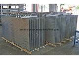 Banco de hielo de la placa de almohadas del intercambiador de calor La Máquina de hielo