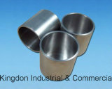 Tungsteno di purezza del Crogiolo-Tungsteno del tungsteno Tubo-Alto per il vetro di Melating, metallo