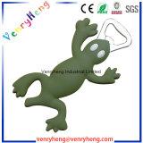 Logotipo promocional personalizado Cerveja Desenho Animado em garrafa de PVC suave em forma de animal