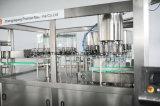 Relleno del agua de botella e instalación de envasado de consumición automáticos