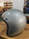 Металлический шлем Scooters в виде хлопьев для