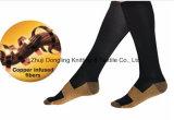 Wunder-Kupfer - ermüdungsfreie Komprimierung-Nylon-Socken