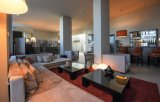 現代ホテルの寝室の家具(HD236)