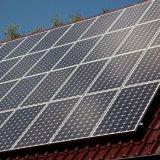 silicone Monocrystalline do sistema solar de eficiência 250W elevada
