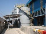 Pianta liquida del silicato di sodio di processo di fase
