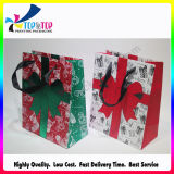 Großhandels-Soem-faltbarer Weihnachtspapier-Geschenk-Beutel