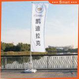 フラグ5メートル羽のか広告のための卸し売り上陸海岸表示旗(モデルNo.: ZS-019)