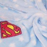 Mantas acogedoras del bebé del paño grueso y suave para el muchacho