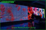 Visualización de LED al aire libre de la cortina P15.625