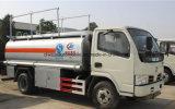 5500 판매를 위한 리터 연료 유조 트럭 5kl 기름 Refueling 분배기 트럭