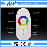 Controlador 12V tira del RGB LED de RF con pantalla táctil