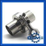 Hochdruckschlauch-Kupplung-Schelle eingestellt für Becken