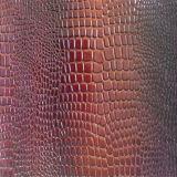 يكيّف تصميم جديدة عصريّة تمساح [بو] جلد اصطناعيّة ([هس-ه5])