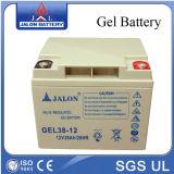 Batteria solare libera del gel di manutenzione di sicurezza (12V38ah)