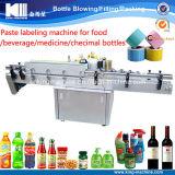 Bouteille automatique / CAN / Box / Machine de l'étiquetage de godet