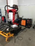 자동차 산업을%s 새로운 3D 로봇 섬유 Laser 용접 기계