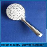 Chuveiro de mão de alta pressão com Chuveiro poderoso contra Spray Pipeline de suprimento de água de baixa pressão