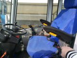 Hzm 930 2,8 тонн при номинальной нагрузке колесный погрузчик с маркировкой CE EPA Fops&СЗО