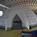 屋外PVC防水シート膨脹可能な党テント