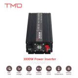 3000W 고용량 변환장치 110/220/240VAC 순수한 사인 파동 태양 에너지 변환장치에 12/24/48 VDC
