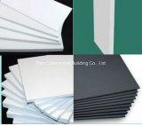 Белая черная твердая доска пены PVC высокой плотности 4X8 для рекламировать
