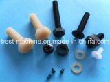 Máquina de molde plástica de Inejction da boa qualidade para o parafuso do PVC