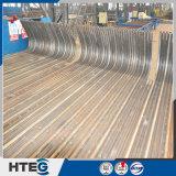ASME Standard en acier au carbone ou en acier inoxydable Panneaux muraux en eau