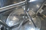 El tanque de mezcla líquido del cono del doble del acero inoxidable