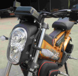 Electric Motorcycle pliable
