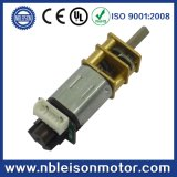 N20 3V 6V 12V 12mm DCのマイクロ金属によって連動させられるモーター
