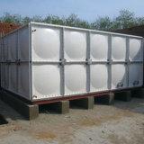 O tanque de água do SMC com estrutura de aço de elevada nos EAU