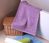 Reine Baumwollfußboden-Großhandelstücher für Hotel-Badezimmer