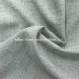 Tessuto grigio arrossito Minimatt cationico del Melange
