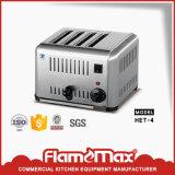 Le convoyeur grille-pain électrique/ snack Machine (HET-450)