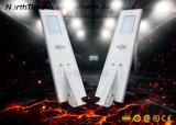 Precio de fábrica 3 años de la garantía IP65 LED de lámpara de calle solar