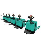 Low Price를 가진 2 톤 Rider Electric Pallet Truck