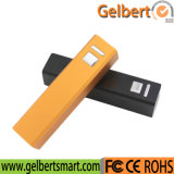 Batería de la potencia para el cargador de batería externo de Porable del teléfono móvil 2600mAh